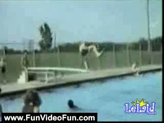 Swimming Pool Accidents Funny Videos And Funny Clips